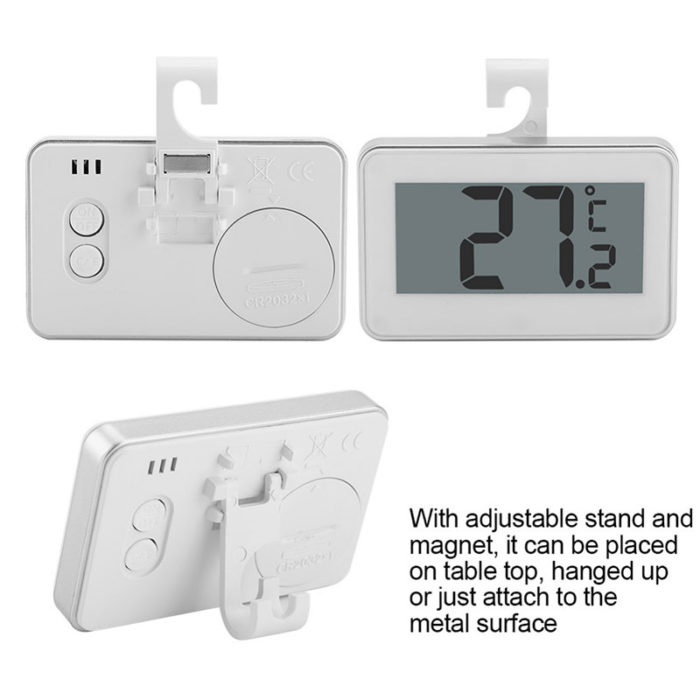 Refrigerator Thermometer Digital Device