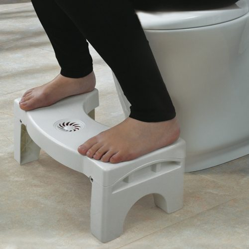 Footstool Foldable Bathroom Stool
