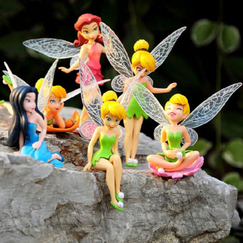 Fairy Figurines Miniature Decorations
