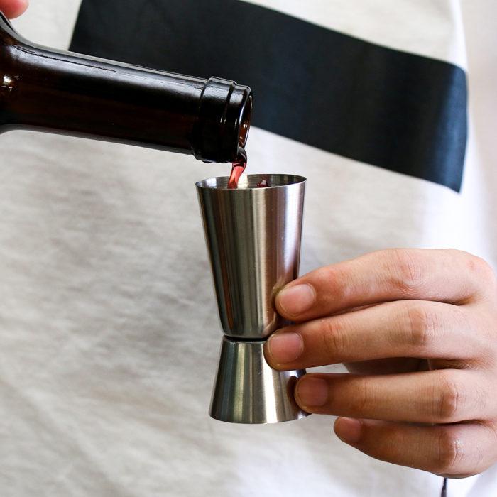 Cocktail Maker Measuring Cup