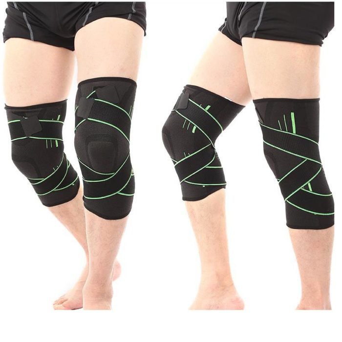 Compression Knee Brace Support Sleeve