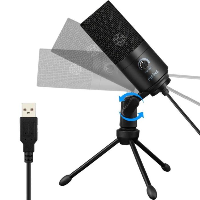 Condenser Mic Recording Microphone