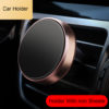 Car Vent Phone Holder Magnetic Mount