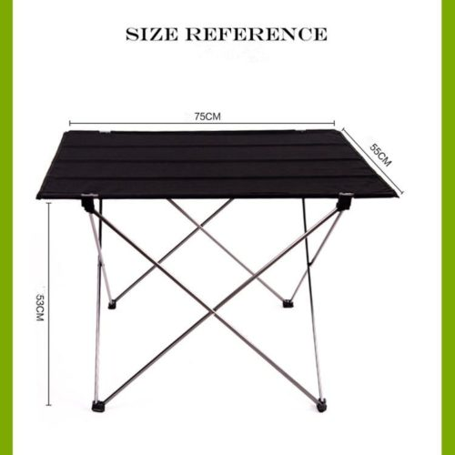 Foldable Table Portable Camping Desk