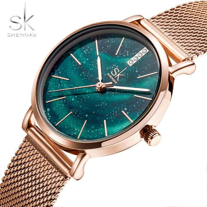 Fancy Watch Ladies Wristwatch