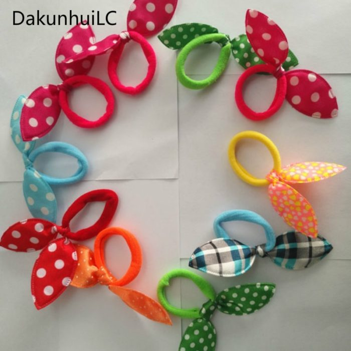 Elastic Hair Band Children's Hair Ties
