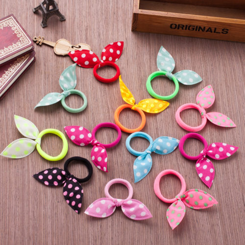Elastic Hair Band Children's Hair Ties