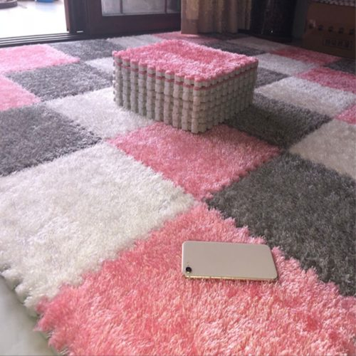 Interlocking Foam Mats Plush Mat (1 piece)