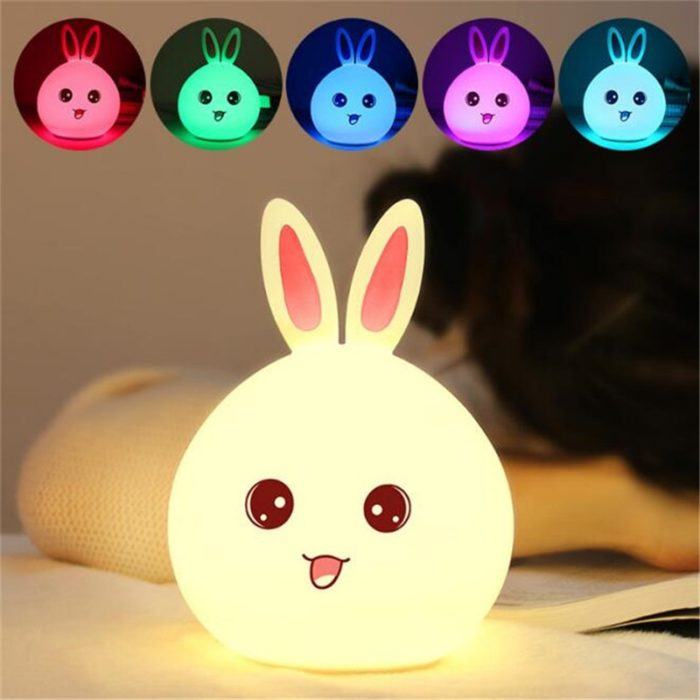 Small Table Lamps Kids Night Light