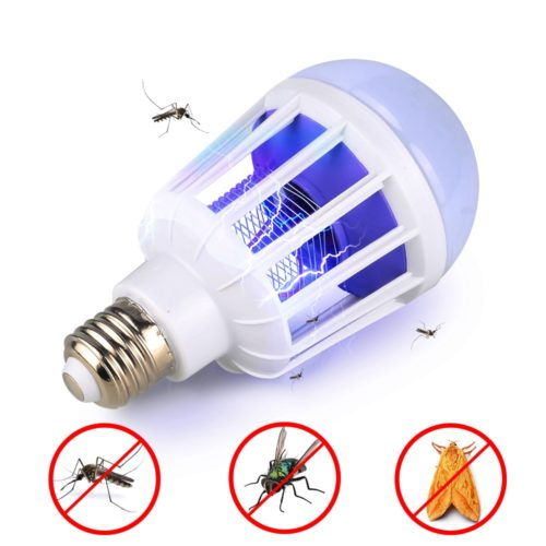 Mosquito Zapper LED Bulb