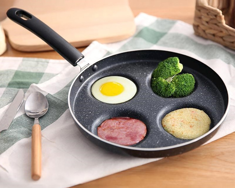 Egg Pan Creative Non-Stick Cooking Pot