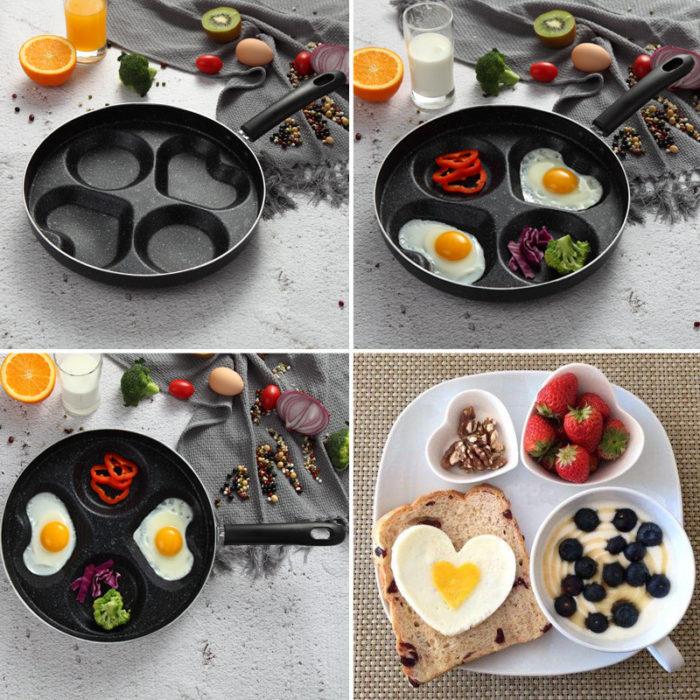 Egg Pan Creative Non-Stick Cooking Pot