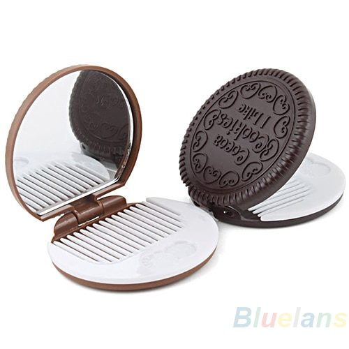 Hand Mirror Cookie Design