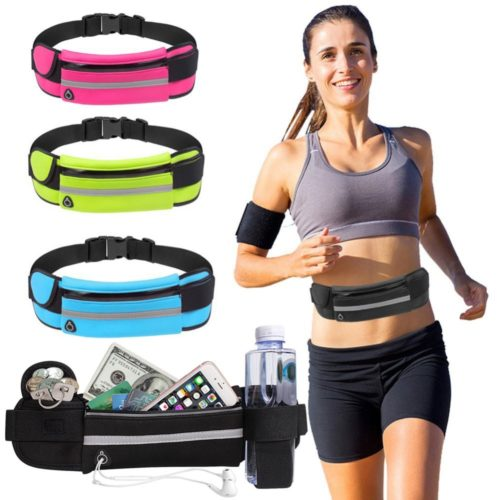 Cool Fanny Packs Unisex Sports Bag