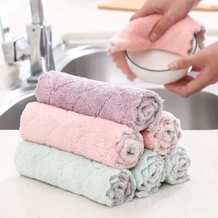 Dish Towels Kitchen Essentials