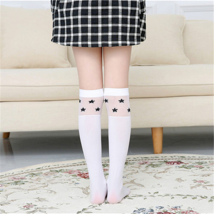 Knee High Socks Girls Long Sock
