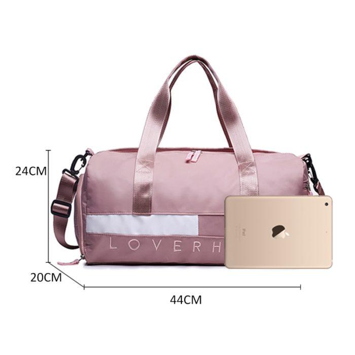 Sports Duffle Bags Portable Gym Bag