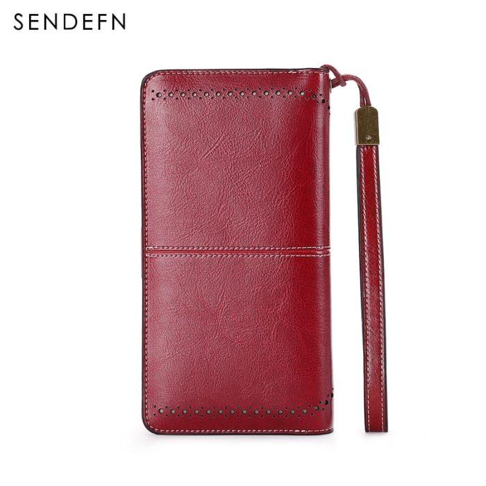 Wallet Purse Ladies Fashionable Billfold