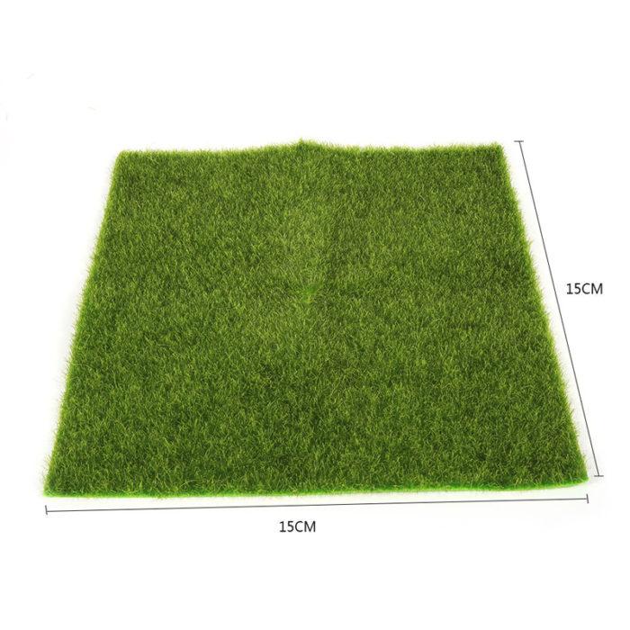 Artificial Grass Garden Decoration
