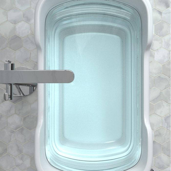 Infant Bath Tub Collapsible Non-Slip Tub