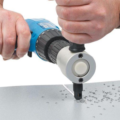 Sheet Metal Cutter Double-Head Tool