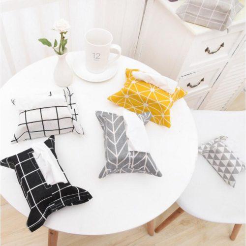 Tissue Holder Fabric Storage