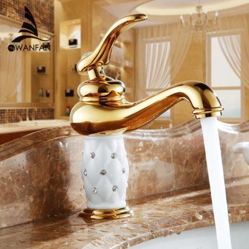 Basin Taps Elegant Sink Faucet