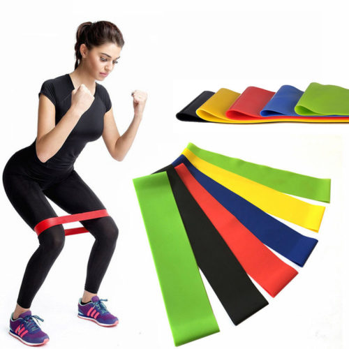 Resistance Bands Workout Rubber Band