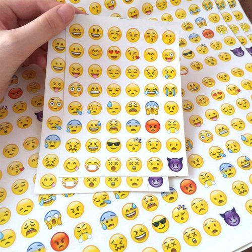 Cool Stickers Scrapbook Design