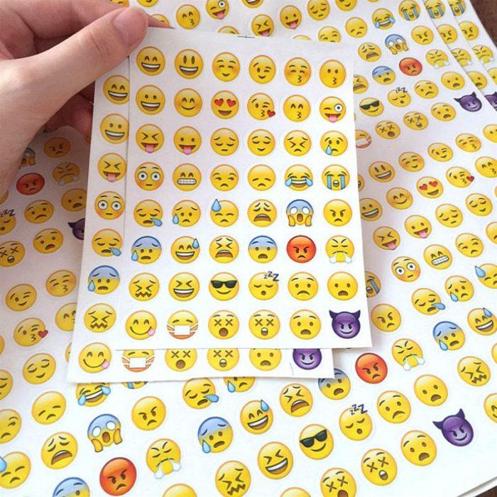 Cool Stickers Scrapbook Design