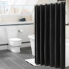 Bathroom Curtains Waterproof Partition