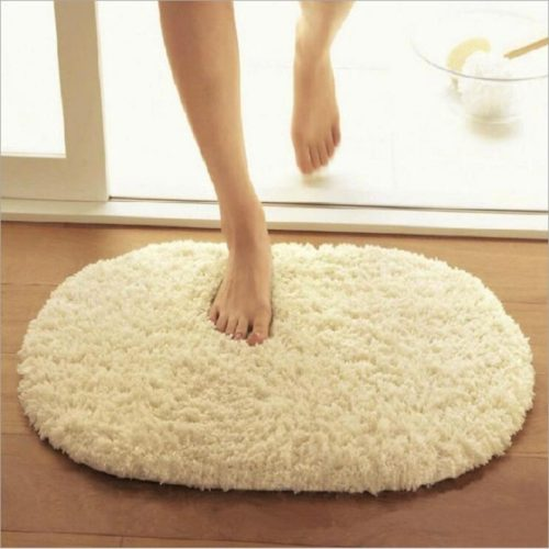 Memory Foam Bath Mat Anti-Slip Rug