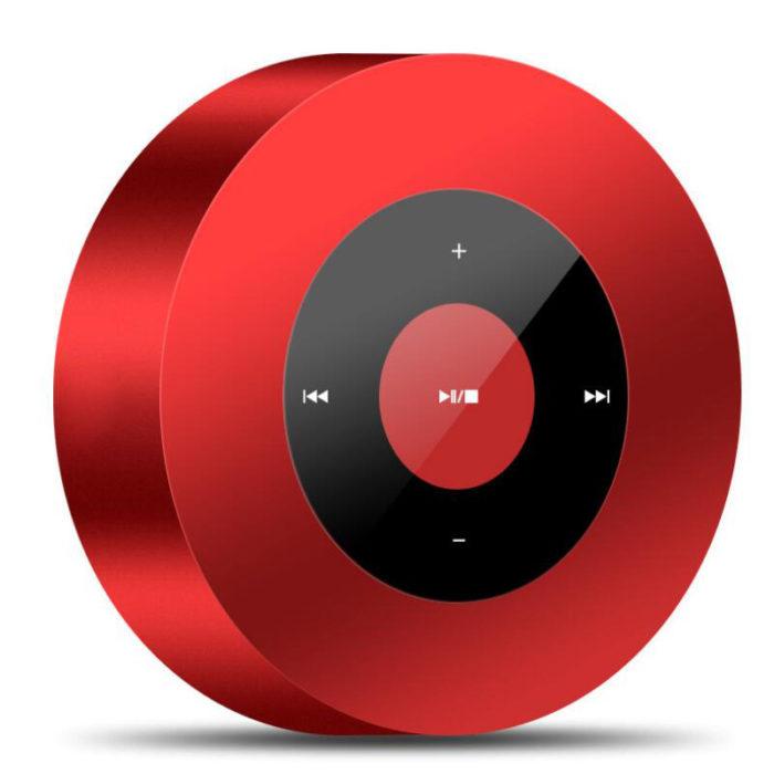 Small Speaker LED Touch Design
