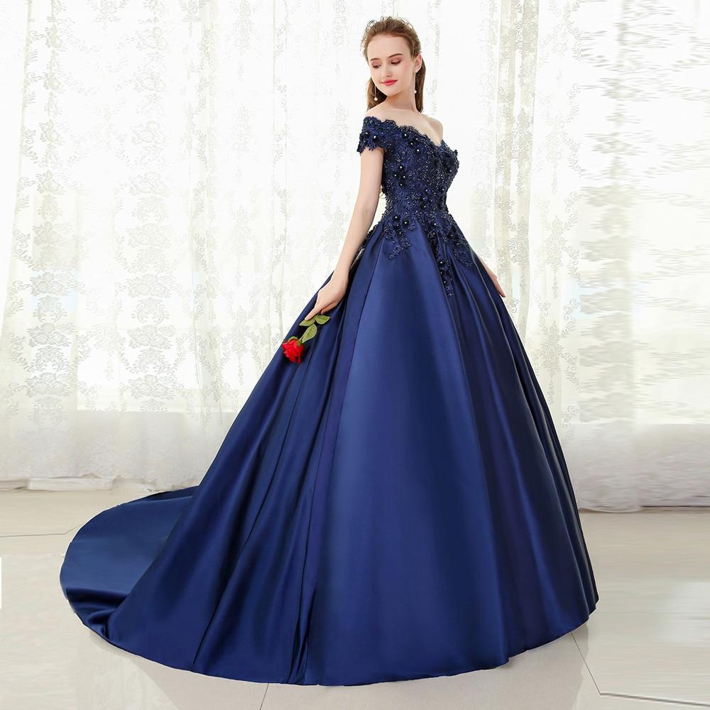 Long Evening Dress Ladies Wear