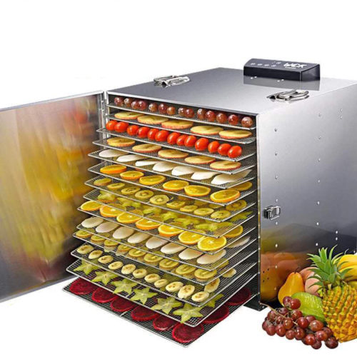 Fruit Dehydrator Multi-Layer Machine