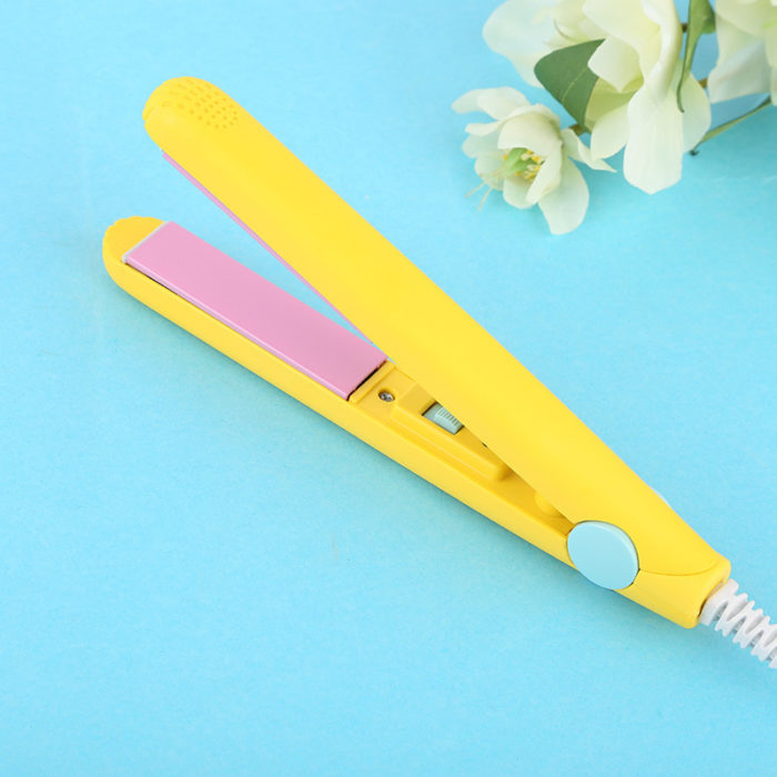 Mini Hair Straightener Travel Use