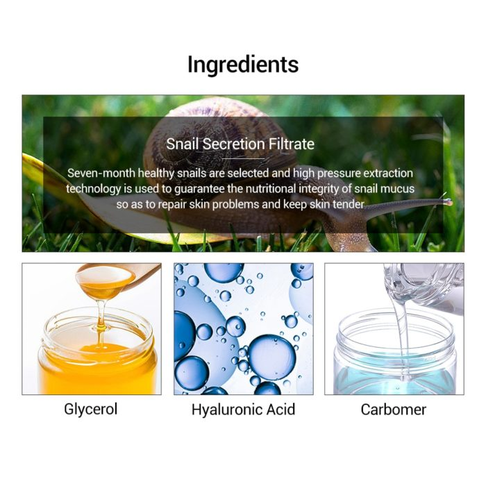 Hyaluronic Acid Moisturizer Face Serum