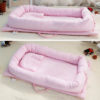 Portable Baby Bed Foldable Mattress