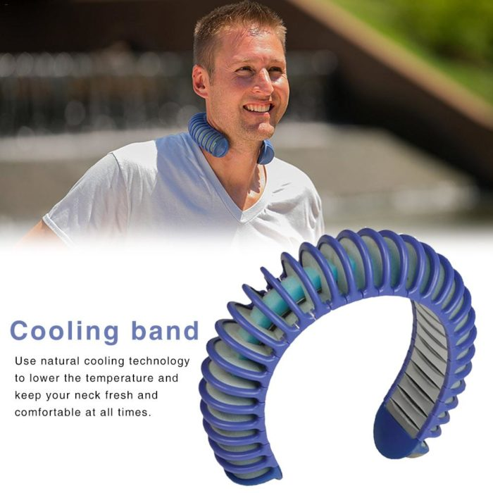 Neck Cooling Wrap Activity Band