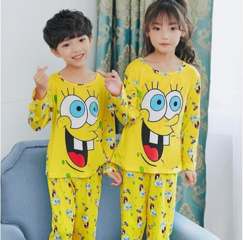 Kids Pajamas Adorable Sleepwear