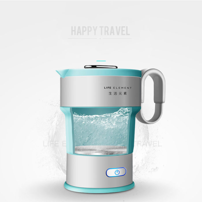 Travel Kettle Folding Silicone Boiler