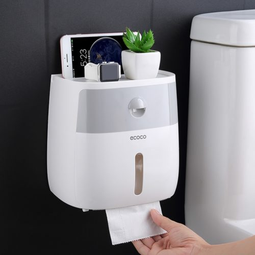 Paper Towel Dispenser Wall-Mount Design