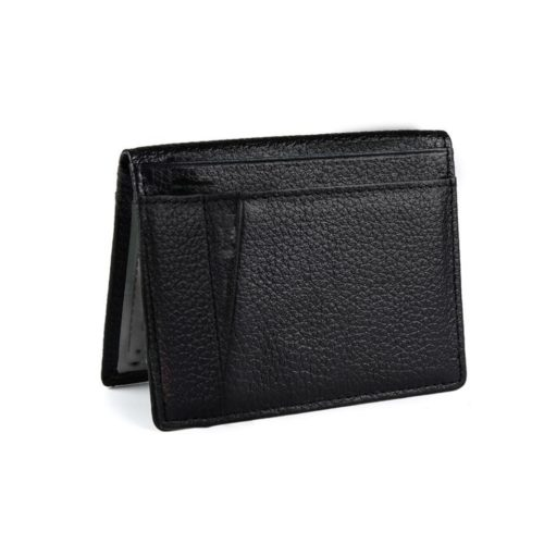 Credit Card Wallet Genuine Leather