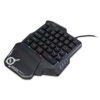 Gaming Keypad Wired One-Handed