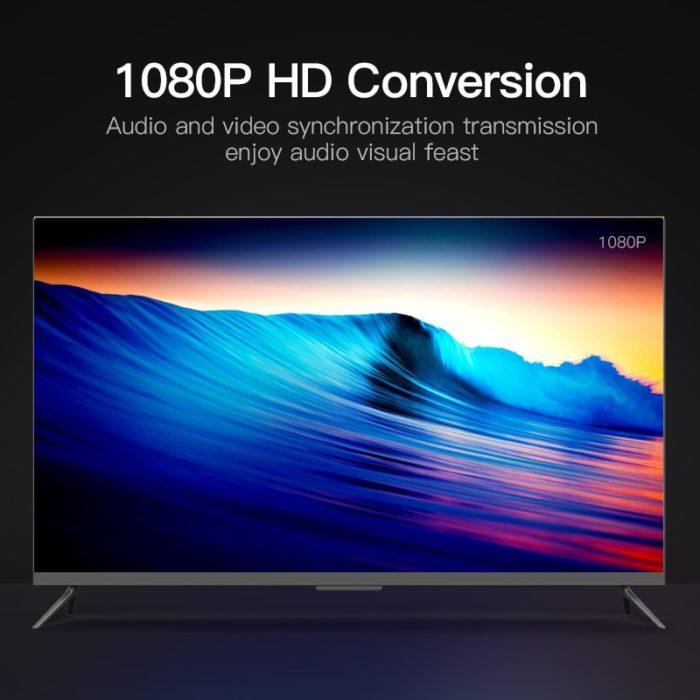 VGA To HDMI Adapter Video Converter