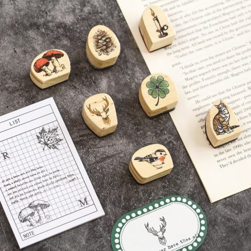 Custom Stamps for Scrapbooking