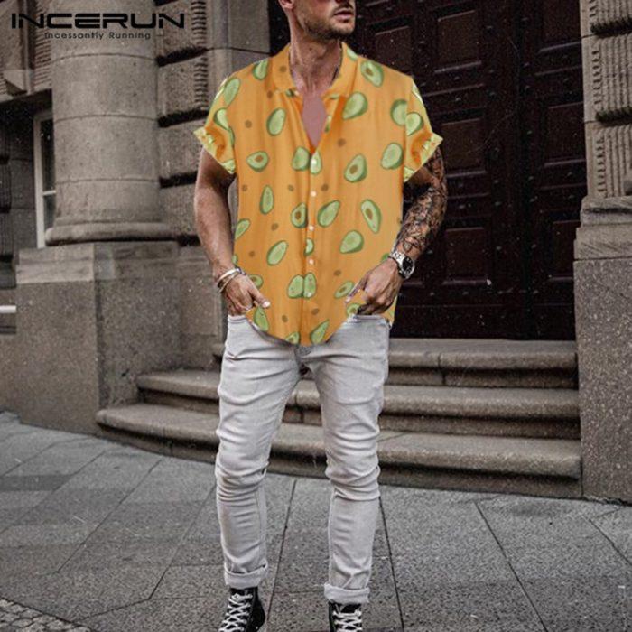 Summer Wear for Men Printed Top