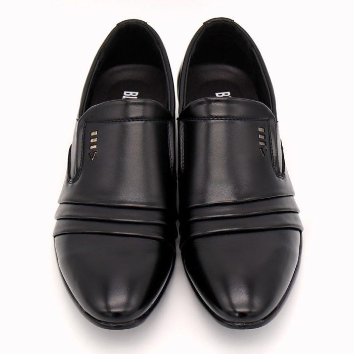 Black Shoes Men's Formal Footwear
