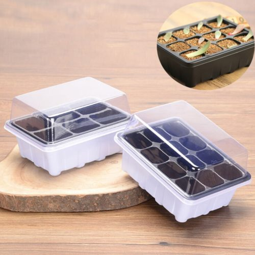 Plant Trays Seedling Grow Box