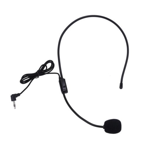 Headset Microphone Wired 3.5mm Jack